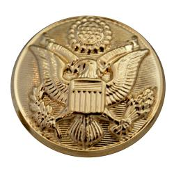 Small Army Button (12 Pk)