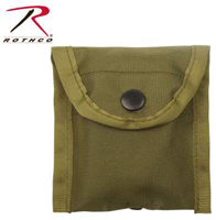 Nylon Compass Pouch Olive Drab