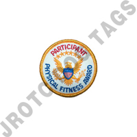 Participant Physical Fitness Patch