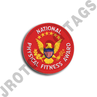 National Physical Fitness Patch