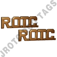 ROTC Bright Letters