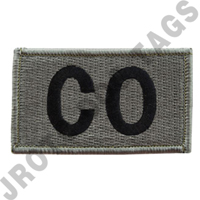 CO Leadership Patch