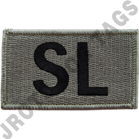 Sl Leadership Patch