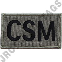CSM Leadership Patch