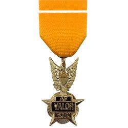 Air Force Valor Medal Set (Gold)