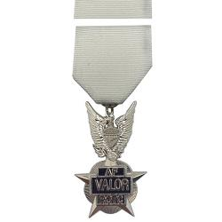 Air Force Valor Medal Set (Silver)