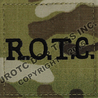 OCP R.O.T.C. Rank Patch