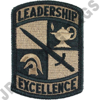 OCP Cadet Command ROTC Shoulder Patch