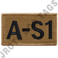 OCP A-S1 Leadership Patch