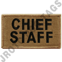 OCP Chief Staff Leadership Patch