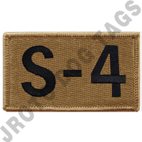 OCP  S-4 Leadership Patch