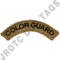 OCP Tab  Color Guard