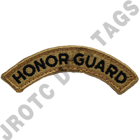 OCP Tab  Honor Guard