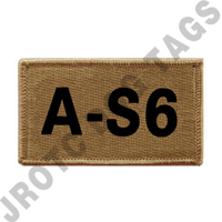 OCP A-S6 Leadership Patch