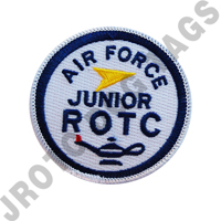 AFJROTC Color Patch