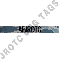 ABU Nametape AFJROTC (Sew On)