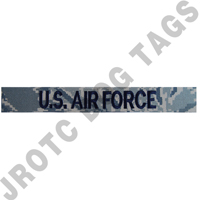 Abu Nametape U.S. Air Force (Sew On)