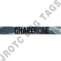 ABU Chaperone Nametape (Sew On)