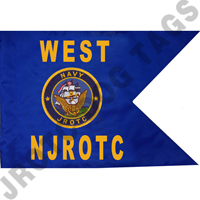 Navy JROTC Guidon Flag