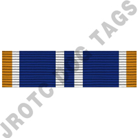 Ns III Outstanding Cadet Ribbon