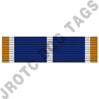 Ns II Outstanding Cadet Ribbon