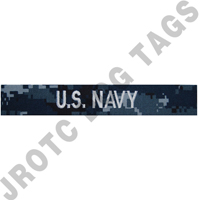 "Enlisted NWWU ""U.S. Navy"" Nametape"