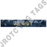 "officer NWWU ""U.S. Navy"" Nametape"