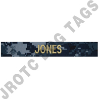 officer NWWU Individual Nametape
